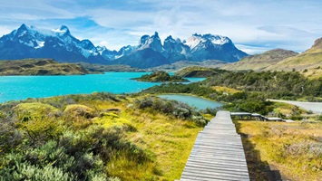 SA Chile Patagonia Torres del Paine national park